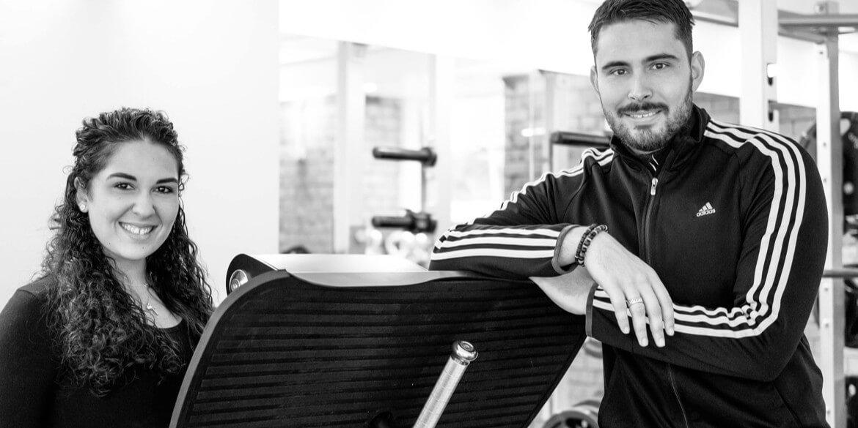 Lucas et Despina Coach sportif Lifesquare Fitness