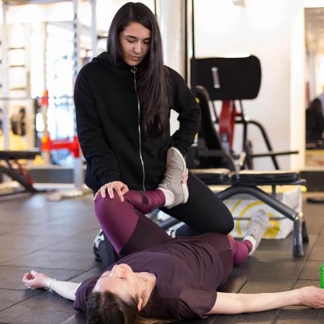personal sport trainer Lifesquare Fitness
